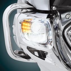 Tridium LED ködlámpák 3 az 1-ben funkciókkal (2001-2010) kép