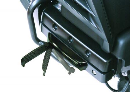Fekete kihajtható lábtartó GL1800-asokhoz kép