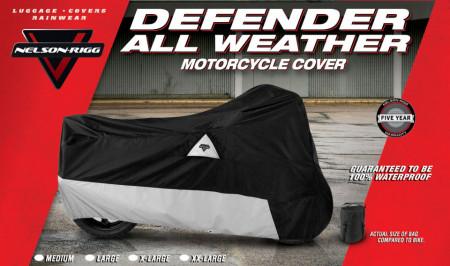 Kültéri motortakaró ponyva Defender-400 L kép