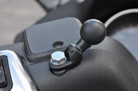 Rögzítő bázis 9 mm-es felfogatási lyukkal kép