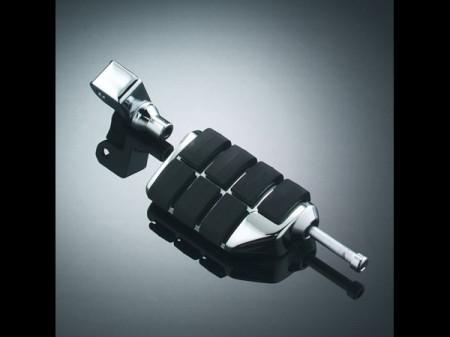 Krómozott vezető lábtartó (GL1500) kép