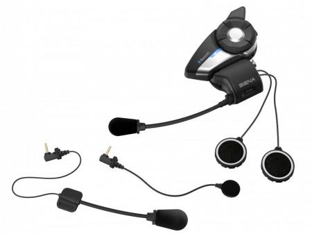SENA 20S EVO DUPLA SZETT Bluetooth 4.1-es HD hangminőségű kommunikációs szett kép