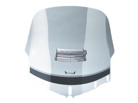 Normálméretű, szélvédő plexi, szellőztető ablakkal GL1800 kép