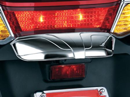 Krómozott burkolat rendszámtábla világításra, Küryakyn (2012-) kép