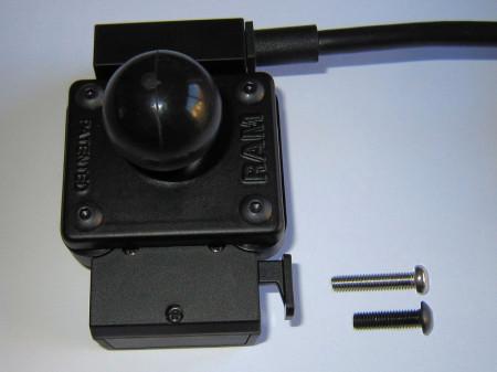 Rögzítő talp Garmin/TomTom GPS-ekhez kép