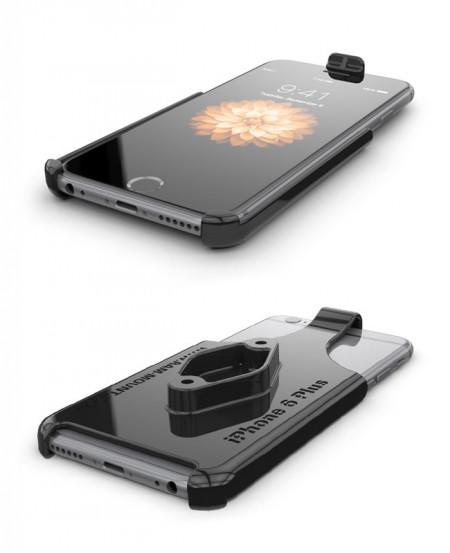 Telefon tartó Apple iPhone Xs Max / 6 Plus / 6S Plus / 7 Plus telefonokhoz kép