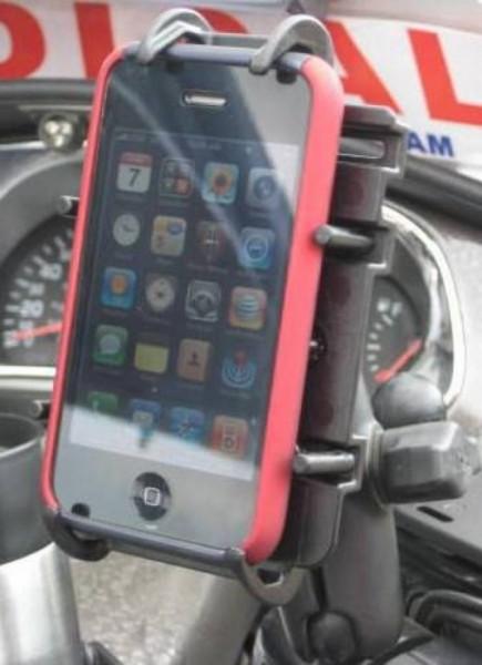 RAM rugós bölcső mobiltelefonokhoz kép