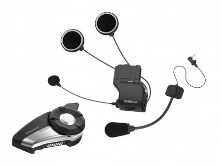 SENA 20S EVO Bluetooth 4.1-es HD hangminőségű kommunikációs szett kép