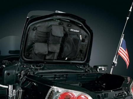 Rendszerező táska hátsó doboz fedélbe kép