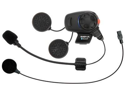 SENA SMH-5 Bluetooth sztereó kommunikációs szett univerzális mikrofon kittel kép