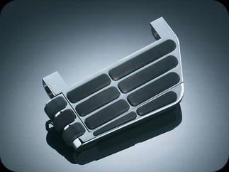 Krómozott utas lábtartó kihajtható extra pozícióval kép