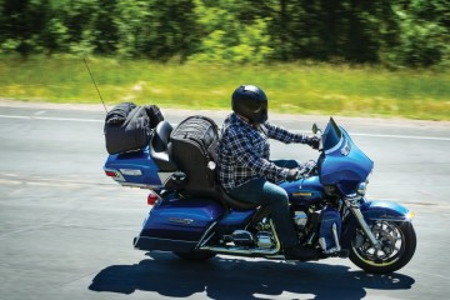 Momentum Hitchhiker táska külső, hátsó csomagtartóra kép