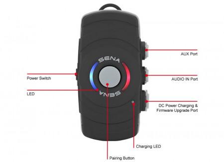 SENA SM10 kétcsatornás Bluetooth sztereó átjátszó állomás kép