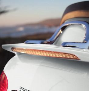 Honda Goldwing hátsó spoiler beépített féklámpával