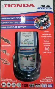 OptiMate 5 START-STOP akkumulátor karbantartó és töltő