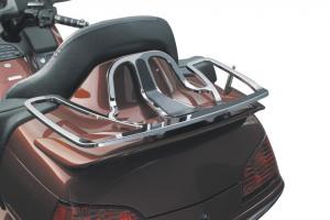 Krómozott hátsó csomagtartó GL1800-hoz