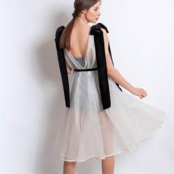 Rochie cu funde