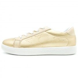 Poze Golden Sneakers Star,Cod:XL-5 Gold