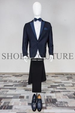 Poze Costum Ceremonie Barbati , Slim Fit