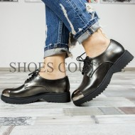Casual Front Metal Shoes