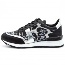 Animal Sneakers,Cod:KP5506-NR Black
