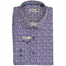 Camasa Barbati, Slim Fit, Multicolor, Ucu Dima, Cod: Camasa B.0249 Multicolor