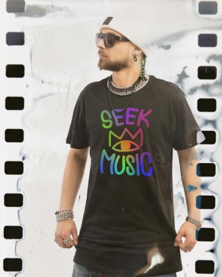 SEEK MUSIC 2020 COLOR [TRICOU] *Lichidari de stoc*