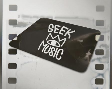 SEEK MUSIC LOGO 2020 [Mousepad]