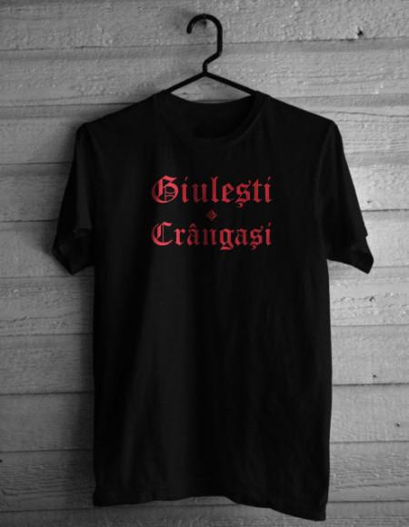 Giulești - Crângași [Tricou]