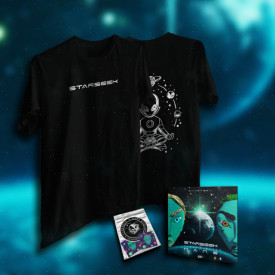 "Pack tricou + album + stickere ""ALIEN"""