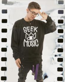 SEEK MUSIC 2020 [Bluza] *Lichidari de stoc*