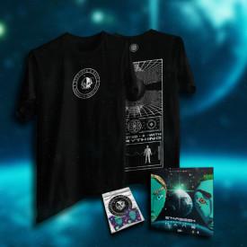 "Pack tricou + album + stickere ""STARSEEK LOGO"""