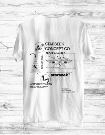 "Pack tricou + album + stickere ""STARSEEK CONCEPT"""