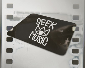 SEEK MUSIC LOGO 2020 [Mousepad]