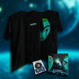 "Pack tricou + album + stickere ""NANE - CHAPTER 1"""