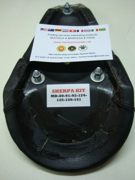 BULTACO SHERPA KIT CAMPEON SEAT NEW MODEL 80-91-92-124-125-150-151 imágenes