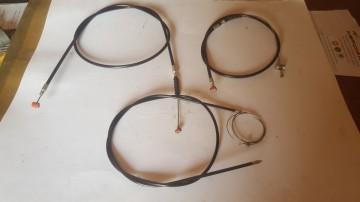 MONTESA CAPPRA CABLES KIT BRAKE, CLUTCH - THROTTLE CABLES MONTESA CAPPRA imágenes