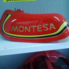 MONTESA CAPPRA VB NEW GAS TANK imágenes