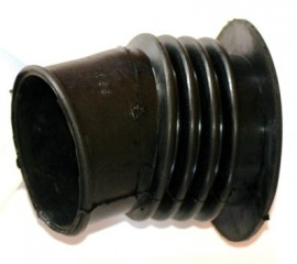 BULTACO SHERPA RUBBER INTAKE NEW MODEL  198 AND 199 imágenes
