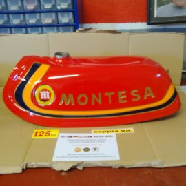MONTESA CAPPRA 125 VA GAS TANK NEW imágenes