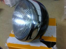 MONTESA COTA 74  NEW HEADLIGHT COTA 123 FRONT LIGHT imágenes