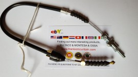 OSSA MAR CABLE BRAKE OSSA MICK ANDREWS REAR BRAKE CABLE SPEEDOMETER imágenes
