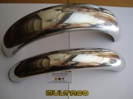 BULTACO MATADOR FENDERS FRONT AND REAR NEW imágenes