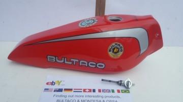 BULTACO SHERPA 191 PETROL TANK  NEW BULTACO SHERPA T GAS TANK  NEW imágenes