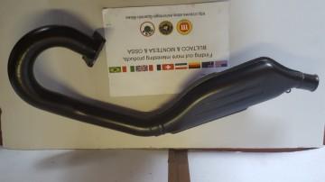 BULTACO SHERPA EXHAUST NEW BULTACO SHERPA  MUFFLER MODEL 151 BULTACO SHERPA 350 EXHAUST imágenes