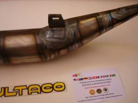 BULTACO ASTRO PURSANG  EXHAUST MUFFLER MODEL 105  NEW imágenes