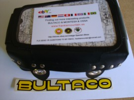 BULTACO MATADOR TOOL BOX NEW imágenes