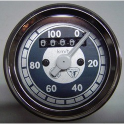 BULTACO MERCURIO SPEEDOMETER VDO-AVIS MODEL 155 AND 200 NEW imágenes
