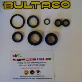 BULTACO PURSANG KIT SEALS ENGINE NEW imágenes