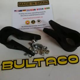 BULTACO RUBBER BRACKETS HEADLIGHT NEW imágenes